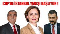 CHP İstanbul İl Başkanlığı Adaylığına İsimler Öne Çıkıyor