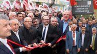 Çorumlu Dernekler Federasyonu Yeni Genel Merkezi Açıldı