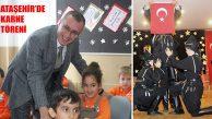 Ataşehir'de 80 Bin Öğrenci Karne Aldı, Tatil Başladı