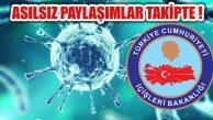 Sosyal Medyada Asılsız Koronavirüs Paylaşımları Takipte