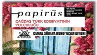 Cemal Süreya'nın Papirüs'ü Yeniden Yayında…