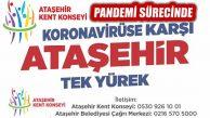Ataşehir Kent Konseyi Pandemi Sürecinde Çalışmalarını Sürdürüyor