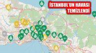 Pandemi Sürecinde İstanbul'un Havası Temizlendi