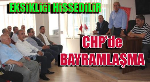 Ataşehir'de Bayramlaşma: CHP'nin Eksikliği Hissedilir