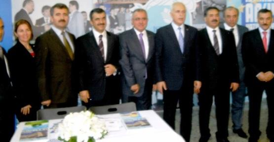 """Feshane """"Proje İstanbul Fuarı"""" yapıldı."""
